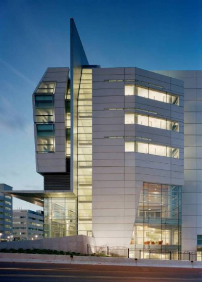 Rutgers University Hospital, Cancer Center | Reuther + Bowen