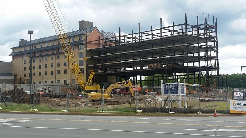 mount airy casino  building expansion  mount pocono  pa