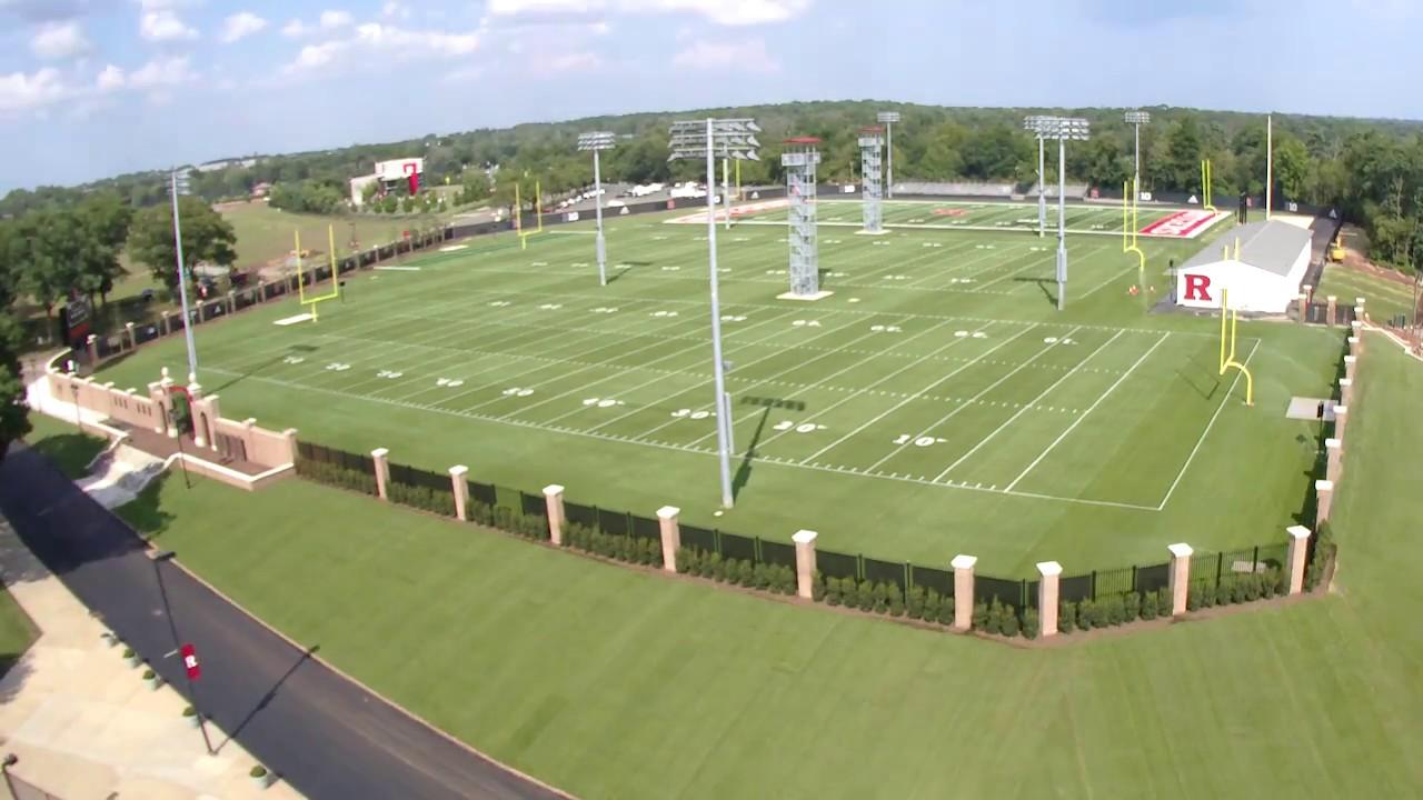 Rutgers University Football Stadium Various Projects