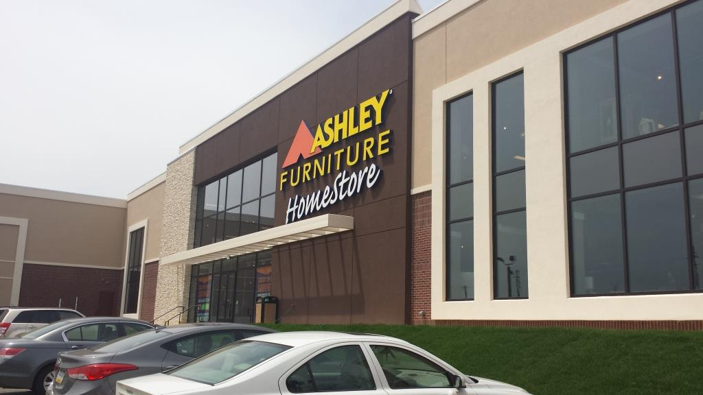 Ashley Furniture Home Store Greenbrook Nj Reuther Bowen