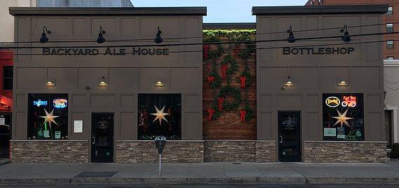 Backyard Ale House, Scranton, PA | Reuther + Bowen