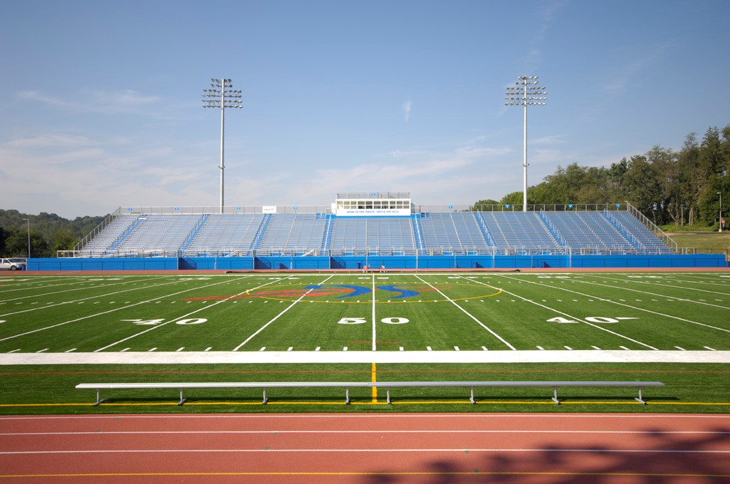 Spring Grove School District Football Stadium And Athletics Fields Spring Grove Pa Reuther