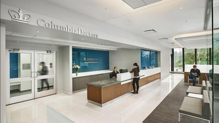 Columbia University Medical Center, Medical Office Renovation