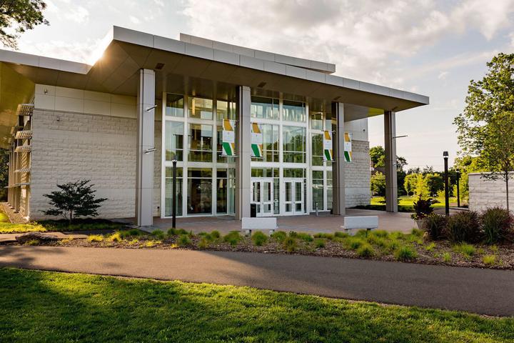 delaware valley college  life sciences building
